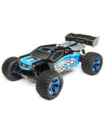 Losi Tenacity T 1/10 4wd RTR Truggy, Blue  , No Longer Available
