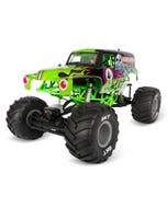 Axial SMT10 Grave Digger 4WD Monster Truck