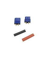 Dualsky XT60 A and B Connector Pair