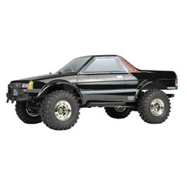 Subaru Brumby For Sale South Australia: Carisma SCA-1E '86 Subaru Brat RTR, 1/10