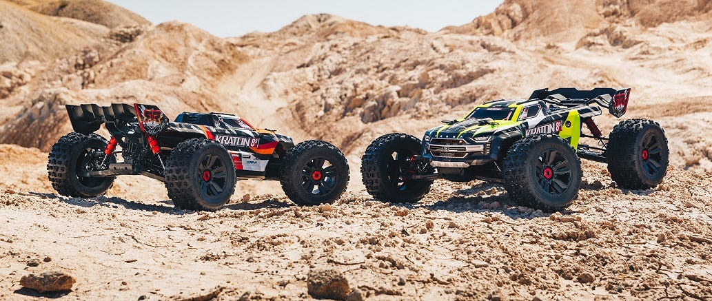 Arrma Kraton 8S RC Monster Truck Review
