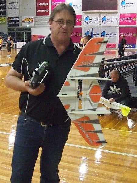 Adelaide Indoor Flying May 2014