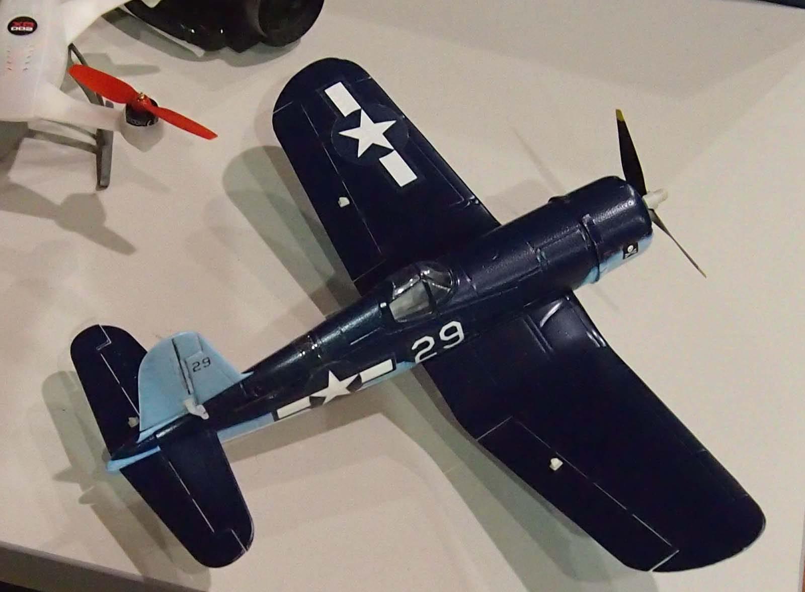 Corsair RC Plane