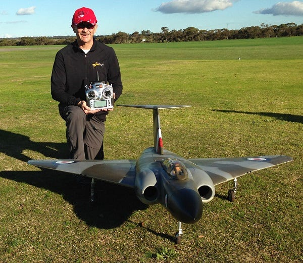 RC Jet Meeting at Monarto - July 2014 Event Report