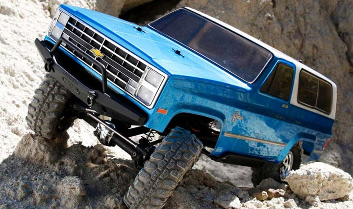 RC 4WD Blazer