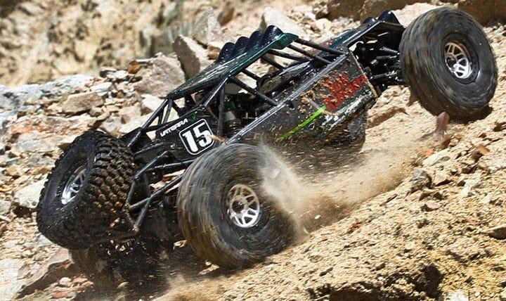 Fast Rock Crawler