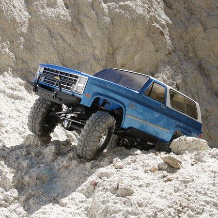 blazer rc truck