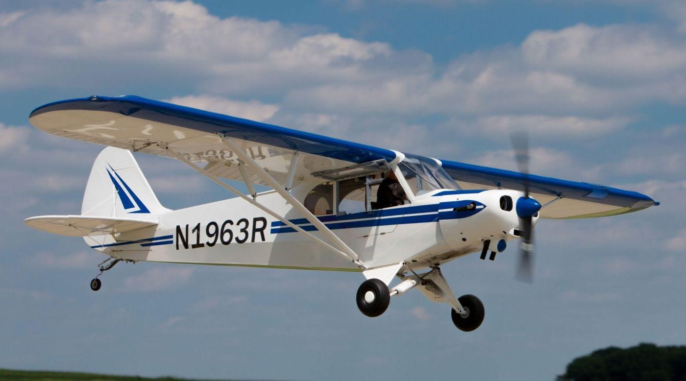Hangar 9 Super Cub
