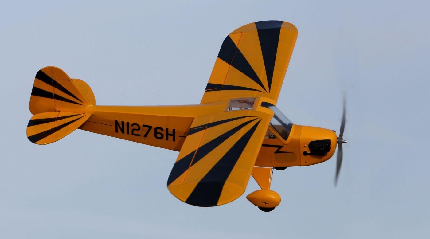 E-Flite Clipped Wing J3 Cub