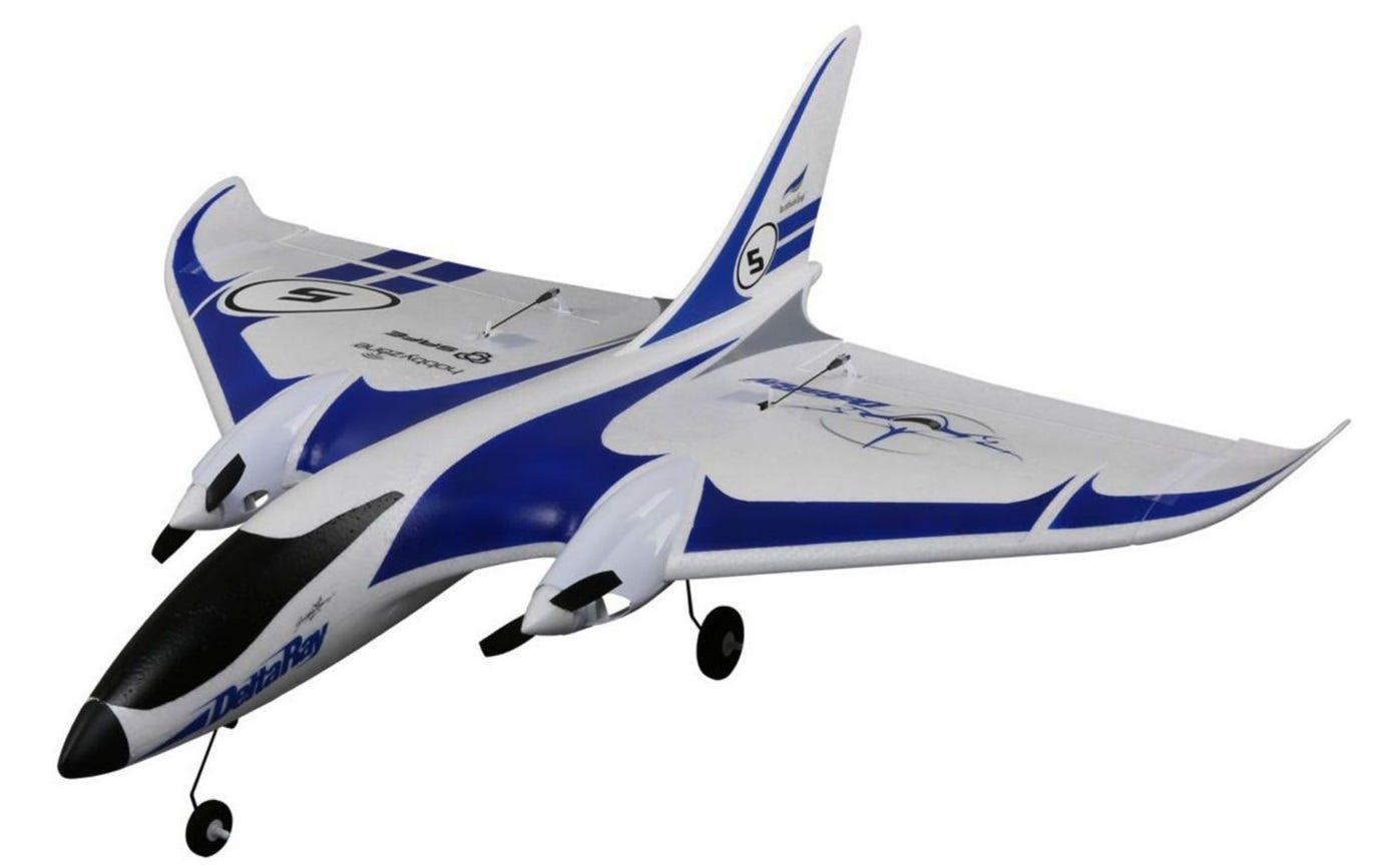 delta ray rc plane