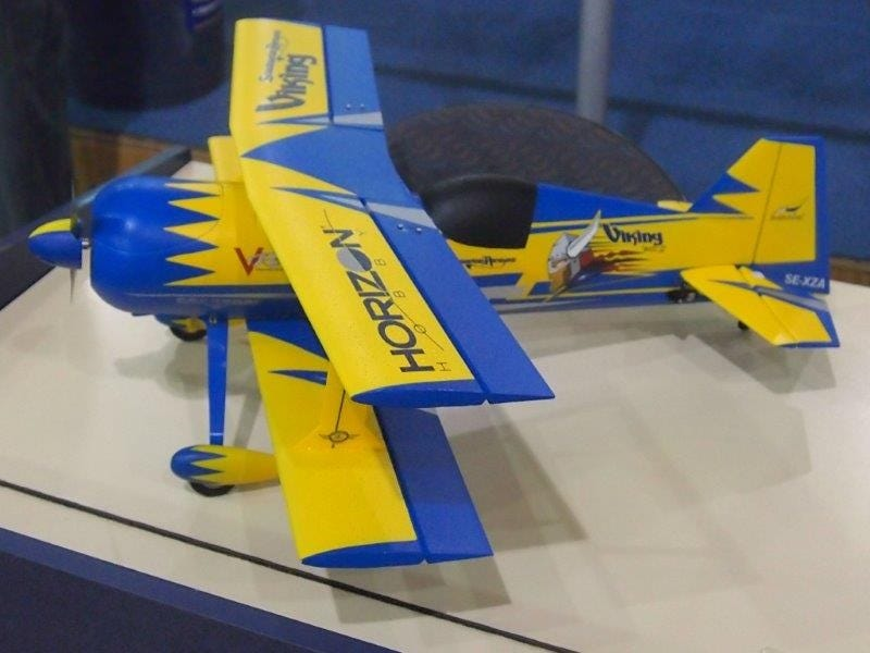 viking rc plane