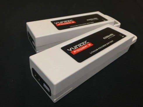 q500 batteries