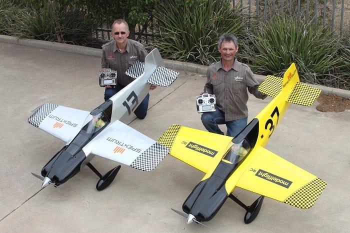 sandown rc planes