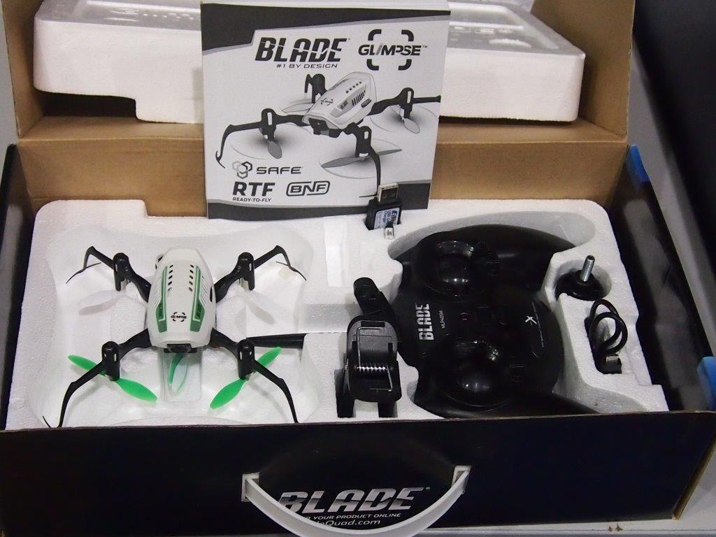 Blade Glimpse