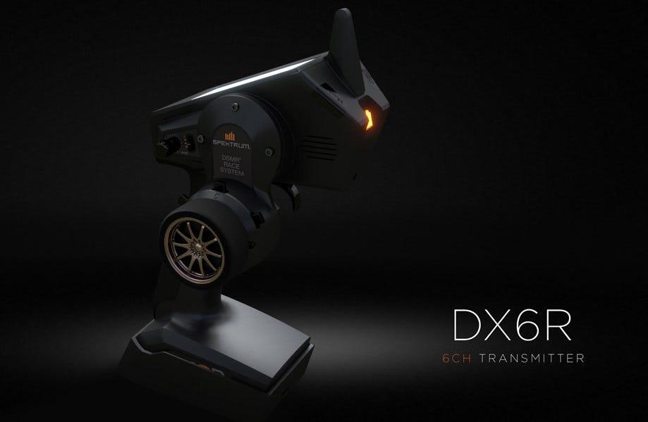 Spektrum DX6R Radio
