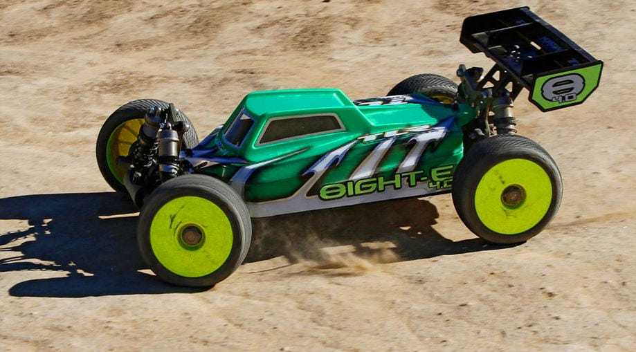 TLR  8IGHT-E™ 4.0 RC Buggy