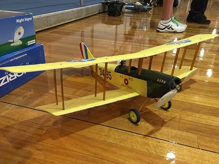 Steve Nelson flew this in a very scale like manner, as an ex Cathay Pacific captain should