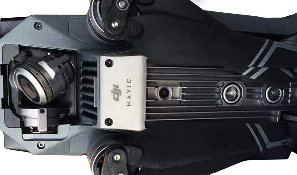 4K Camera Mavic