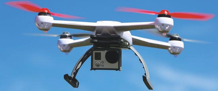 Quadcopter 350QX