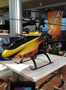 Blade 500 X Flybarless Helicopter