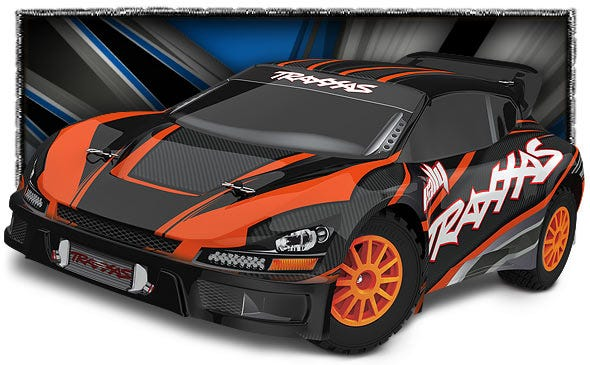 NEW! Traxxas Rally 1/10 RC Car - coming soon!