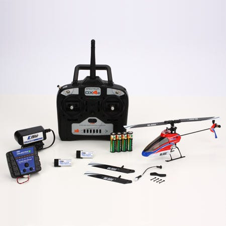 Blade mCP X RC Helicopter Preview