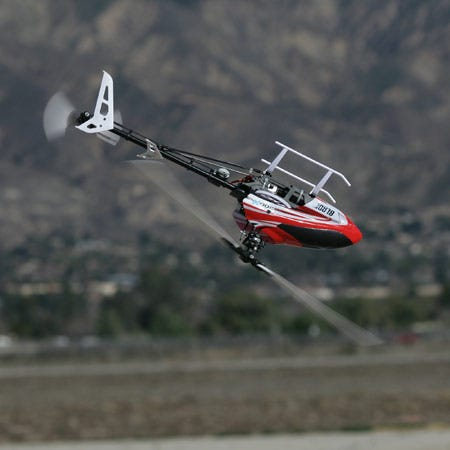 Blade 300X RC Helicopter in Action