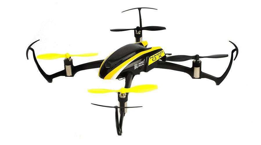 NEW! The Blade Nano QX RC Quadcopter