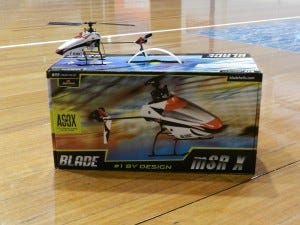 Blade mSR X RC Helicopter