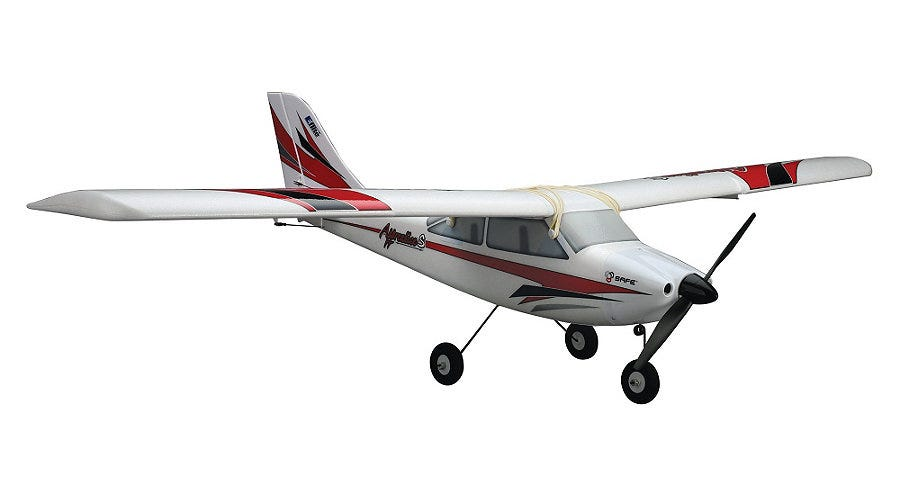 E-Flite Apprentice S and SAFE Technology – The Ideal Partnership