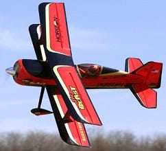 New! E-Flite Beast 60e ARF Model Plane - Just Announced at Modelflight