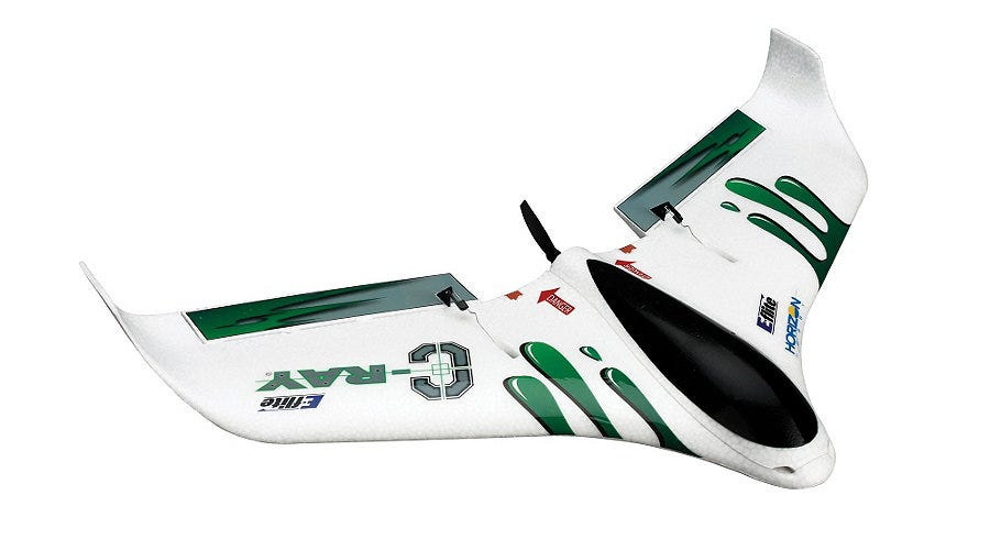 The E-Flite C-Ray 180 Flying Wing PNP - Just Announced