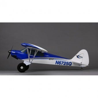 E-Flite Carbon-Z Cub Just Announced at Modelflight
