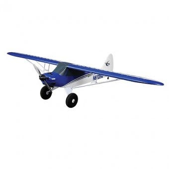 E-Flite Carbon-Z Cub Review