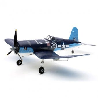 E-Flite Ultra-Micro Corsair RC Plane Coming Soon to Modelflight