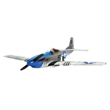 E-Flite P-51D Mustang Announced at Modelfight