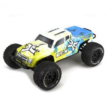 New ECX Ruckus 4WD RC Monster Truck Coming Soon