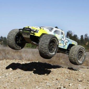 ruckus rc monster truck