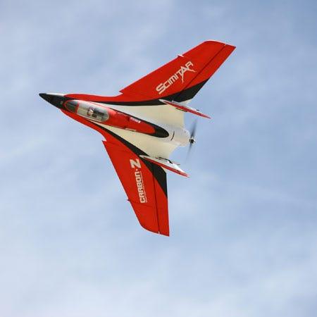 E-flite Carbon-Z Scimitar RC Plane Preview