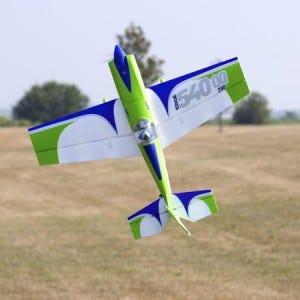 E-flite Edge 540QQ 280 BNF Plane