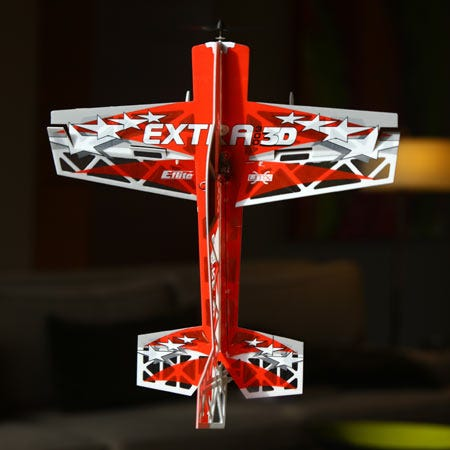 The Extreme 3D Indoor Flyer Now Comes in a New Bind-N-Fly® Basic Version