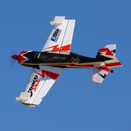 Announcing E-flite UMX Sbach 342 3D Plane