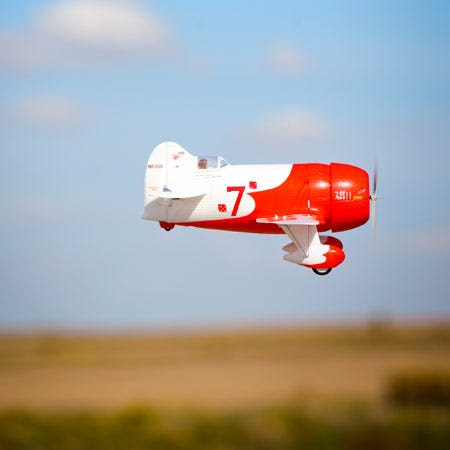 Preview of the Gee Bee R2 with David Payne