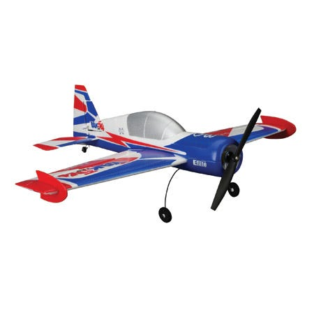 New! E-Flite UMX Yak 54 180 BNF – Just Announced