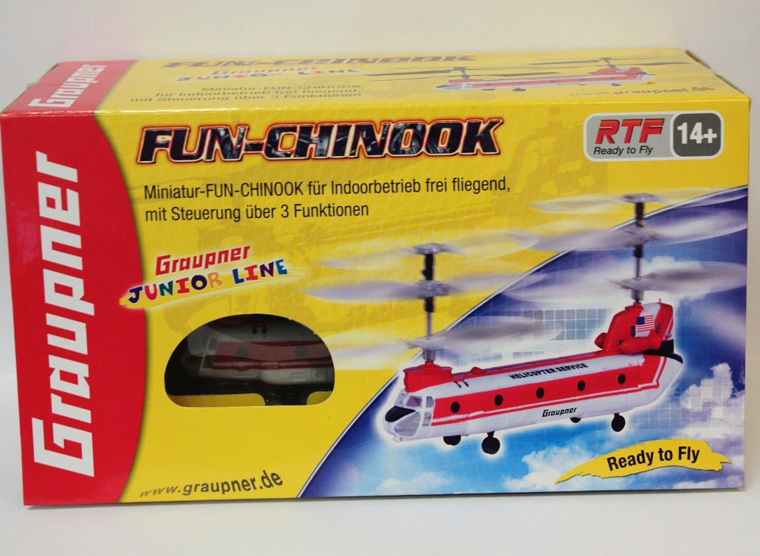 Best Value Remote Control Helicopter this Christmas!