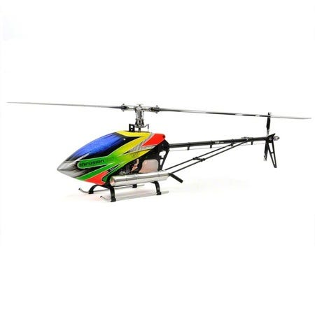 What is the difference between Gas vs. Nitro RC Helis