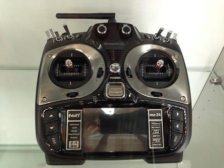 graupner mz-24 Radio