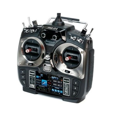 New Graupner MZ-24 Radio Coming Soon to Modelflight
