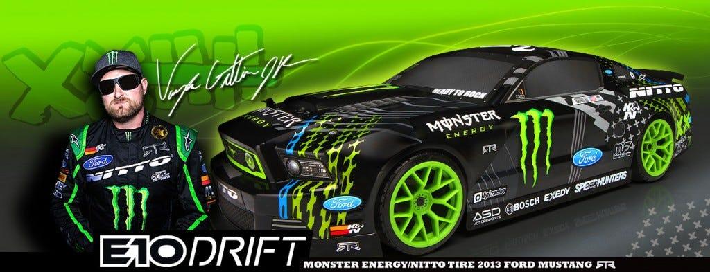HPI Mustang E10 Drift