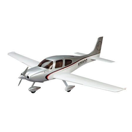 Hangar 9 Release the Cirrus SR22T 30cc ARF